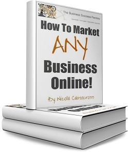 Free Report | How To Market ANY Business Online