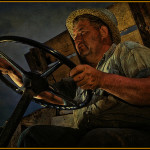 Truck Driver by Patrick McConerhay