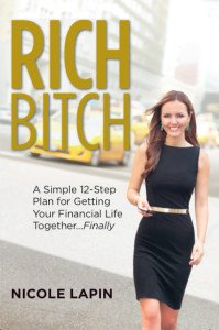 Buy Rich Bitch by Nicole Lapin